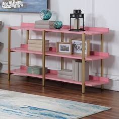 Narrow Shelves, Open Shelving, Etagere Bookcase, Kawaii Room, Interior Decorating, Interior Design, Cool Apartments, Home Room Design, My New Room