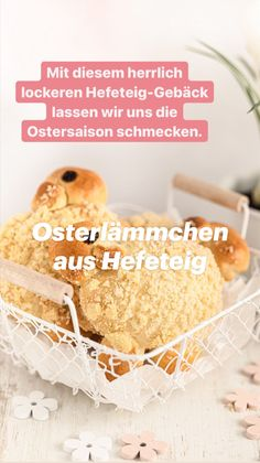 Easter Recipes, Holiday Recipes, Cute Food, Good Food, Challah, Indonesian Food, Baking Tips, Easter Crafts, Happy Easter