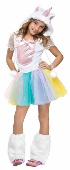 This Girls' Red Unicorn Costume is perfect for the little gal in your life. This fun and frilly costume isn't just for Halloween, it's great for when she wants to play dress up too! Girl Unicorn Costume, Unicorn Halloween Costume, Unicorn Outfit, Halloween Costumes For Girls, Girl Costumes, Costume Ideas, Halloween Ideas, Halloween Night, Children Costumes