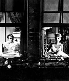 The More The Merrier, 1943    Joel McCrea and Jean Arthur