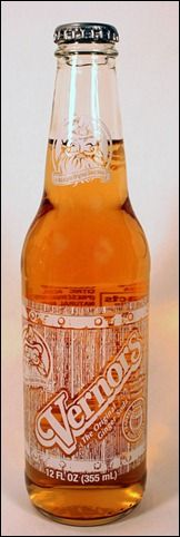 Vernors - in the bottle!