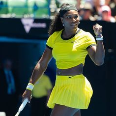 Serena, cruising. #ausopen2016 #fistpump #satisfied #serenawilliams #champion Serena Williams Photos, Serena Williams Tennis, Venus And Serena Williams, Most Beautiful Women, Beautiful People, Tennis Legends, Professional Tennis Players, Tennis Players Female, Latest Ankara Styles