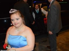 Memphis church holds 'joy prom' for people with disabilities | Mail Online