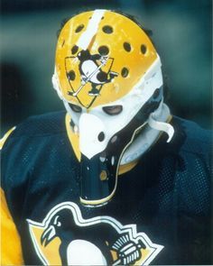 Penguins Goalie Mask