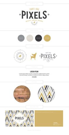 New logo and brand release for Three Dog Pixels - photography template subscriber program. $8 a month unlimited. www.threedogpixels.com