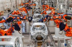 BMW's largest plant in the world - Spartanburg - will produce 450,000 vehicles every year - http://www.bmwblog.com/2016/03/09/bmws-largest-plant-world-spartanburg-will-produce-450000-vehicles-every-year/