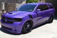 2006 dodge durango purple accessories - Google Search