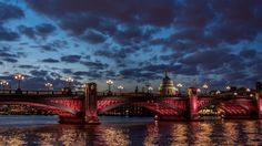 London Bridges Light Night