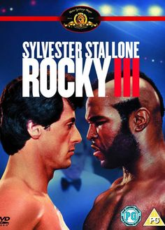 Rocky III [Vídeo (DVD)] / escrita y dirigida por Sylvester Stallone. Twentieth Century Fox Home Entertainment España, cop. 2014