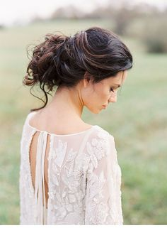 Dreamlike Elegant Bridal Inspirations by Shannon Moffit Photography