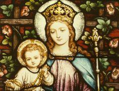 consagrada-para-amar-blog:  Rezemos o Santo Terço! Quarta-feira MISTÉRIOS GLORIOSOS 1) Ressurreição de Jesus 2) Ascensão de Jesus 3) Vinda do Espírito Santo 4) Assunção de Maria 5) Coroação de Maria