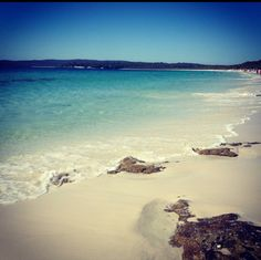 Hyams Beach 2012