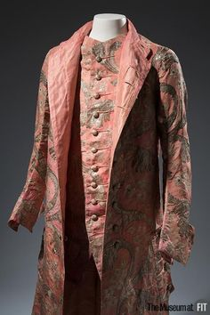 """Europeans adopted """"exotic"""" Eastern styles, such as the Indo-Persian banyon, or """"house gown"""" — one of the few retentions of the word """"gown"""" for a man's garment. 18th Century Clothing, 18th Century Fashion, Historical Costume, Historical Clothing, Rococo Fashion, Vintage Outfits, Vintage Fashion, 18th Century Costume, Baroque"""