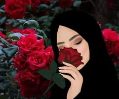 Image about art in Drawings 🎨 by Vildan on We Heart It Owl Wallpaper Iphone, Flower Phone Wallpaper, Cute Baby Pictures, Girly Pictures, Girl Cartoon, Cartoon Art, Hijab Drawing, Islamic Cartoon, Anime Muslim