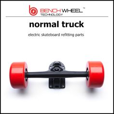 Benchwheel Durable Magnesium Alloy   Independent Truck With Wheels For Cruiseelectric skateboard normal truck