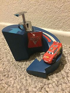 Disney Cars Bathroom Accessories set | Blayze!<3 | Pinterest ...