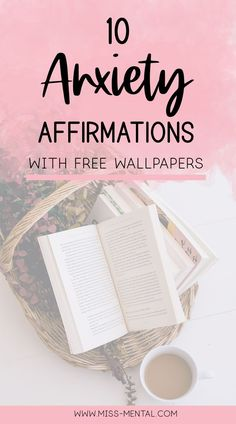 these 10 affirmations for anxiety are a great way to boost your confidence when you are struggling with anxiety, wether you struggle with ocd, agoraphobia, gad, or panic attacks, repeating these anxiety affirmations will help you. Great tips for anxiety #anxiety Anxiety Causes, Anxiety Tips, Deal With Anxiety, Anxiety Help, Social Anxiety, Anxiety Relief, Affirmations For Anxiety, Positive Affirmations, Ways To Calm Anxiety