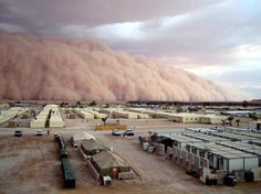 Huge Sand Storm. / - - Your Local 14 day Weather FREE > www.weathertrends... No Ads or Apps or Hidden Costs