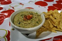 Sikil Pak Recipe by Chef Gilberto Cetina. #SaboresYucatecos