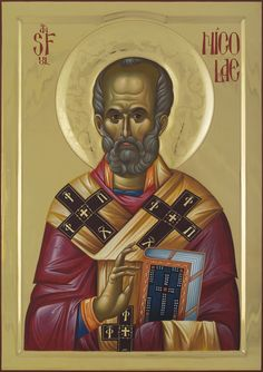 Religious Icons, Religious Art, Byzantine Icons, Art Carved, Saint Nicholas, Orthodox Icons, St Michael, Ikon, Sculpture Art