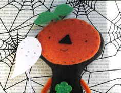 Pumpkinhead by Itsawhimsicallife on Etsy