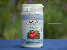 Acerola mit Extrakten der Acerola-Kirsche (60Tabl.) 58.30g Vit.C Vivasan