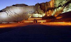 معبد حتسبشوت الدير البحري  مصر
