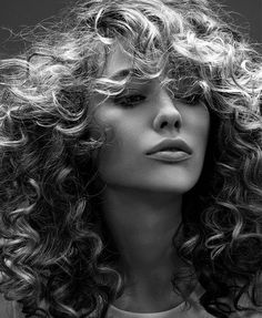cool Dessange - Long Blonde curly hair styles | UKhairdressers.com
