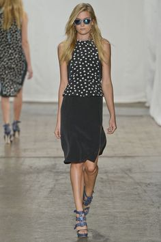 Ophelie Rupp at Rebecca Taylor