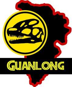 Jurassic Park Guanlong Paddock sign by utd7
