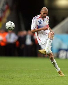 Leyendas de Francia - Zidane