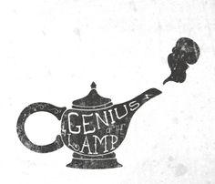 http://www.behance.net/gallery/Genius-of-the-lamp/7133769