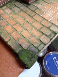 brick & moss tutorial