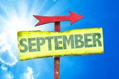 Blue Skys, Sunshine and lots of great things to do! HAPPY SEPTEMBER from CELEBRATION FLORIDA