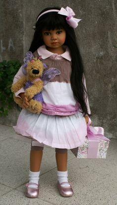 Arlene.......Angela Sutter Dolls