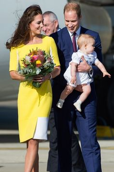 Style File - Duchess of Cambridge in a Roksanda Ilincic dress