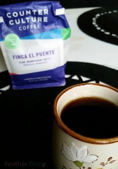 This coffee in the Krups coffee maker made THE PERFECT CUP. I even drank it black it was so smooth! Krups Coffee Maker, Counter Culture Coffee, Perfect Cup, Cleaning Hacks, Hot Chocolate, Household, Smooth, Tea, Drinks