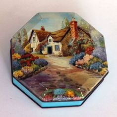 Embassy Toffees 'Thatched Roof Country Cottage'