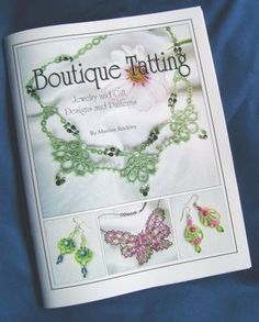 Patterns Free Bead Tatting | and trimming to tatting easy and table tatting instructions tatting ...