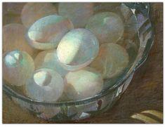 "Sally Strand ~ ""Eggs Underwater"" * Giclée Print on Rag Paper * 17. x 22.5"" Edition limited to 175 prints Sally Strand © 1991-2013"