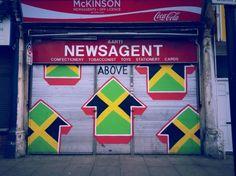 ARTFINDER: #UPUPUP by maggy lab - Way up. #upupup Brixton street art.  London, 2015
