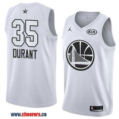 1c6a1067df47 men s western conference golden state warriors  35 kevin durant white 2018  nba all-star