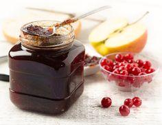 Ribisel-Apfel-Marmelade