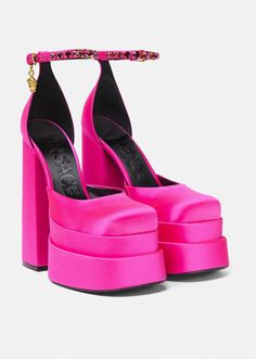 Black Ankle Boots, Heeled Boots, High Platform Shoes, Dr Shoes, Satin Pumps, Boutique, Calf Leather, Designer Shoes, Ideas