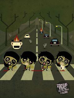 ~ Zombies.