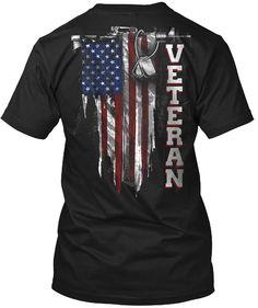 00232799b40 Military Veteran Tshirt Distressed American Flag Usa Flag T-Shirt For Men