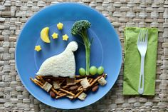 Creative and healthy kids meals