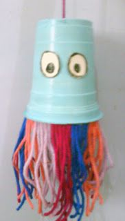 This is adorable!!! So many ways you could go with this craft! Fun for a birthday party.