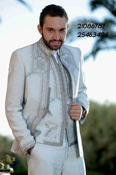 Veste traditionnelle marocaine pour homme