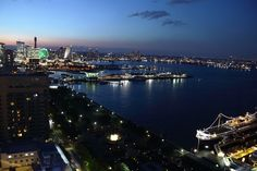 Yokohama,Marine tower